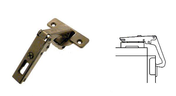 cerniera invisibile per mobili angolari salice c2aya99 - Cerniere Per Mobili Cucina