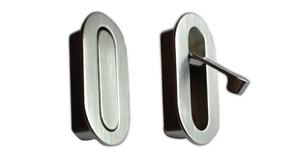 Maniglia incasso con pendente reguitti a051pi - Mobili per elettrodomestici da incasso ...